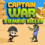 Captain War Zombie Killer