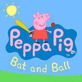 Peppa Pig Bat And Ball
