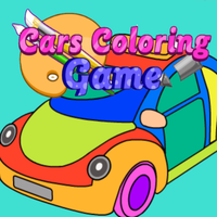 Cars Coloring Game