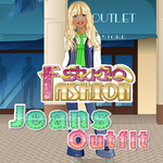 Fashion Studio Jeans Outfit