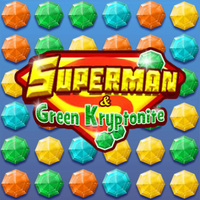Superman And Green Kryptonite