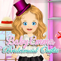 Baby Emma Bridesmaid Outfits