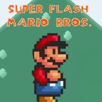 Тенденции игр,Super Flash Mario Bros. is one of the adventure games that you can play on UGameZone.com for free. You can play as either Mario or Luigi and take on the evil Koopa and his army, collecting coins as you go. Finish the level by making it past his henchmen and reach the flag.