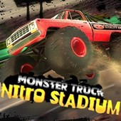 Monster Truck Nitro Stadium