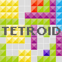 Tetroid,Tetroid is one of the Colored Blocks Games that you can play on UGameZone.com for free. Drag and drop the colored blocks on the 10 x 10 board and fill horizontal or vertical lines to clear the board. The game ends when you can no longer put elements on the board.