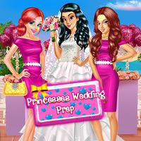 Princesses Wedding Prep