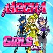 Mecha Girls Quiz