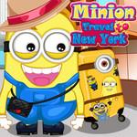 Minion Travel To New York