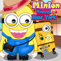 Minion Travel To New York