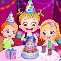 แนวโน้มเกม,You can play Baby Hazel Birthday Party on UGameZone.com for free.  It is Baby Hazel's 3rd birthday! Would you like to join darling Hazel's birthday party? If yes, then go ahead and join Hazel in the celebrations. With elements of dance, music, feast and tons of surprises, Baby Hazel's birthday party is truly fun-filled. Moreover, someone very dear to her has also planned a surprise for Baby Hazel on this very special day. Play the game to check out who has planned the surprise and what is the surprise.