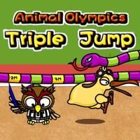 Animal Olympics Triple Jump