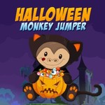Halloween Monkey Jumper