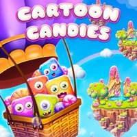Cartoon Candies