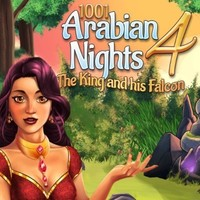 1001 Arabian Nights The King And His Falcon 4