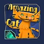 Amazing Cat Home Alone