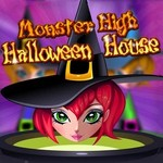 Monster High Halloween House