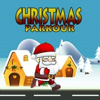 Populaire Jeux,Christmas Parkour Santa is one of the Running Games that you can play on UGameZone.com for free. Help Santa deliver gifts to sleeping children. Collect coins by jumping and avoiding hazardous objects. Enjoy and have fun!