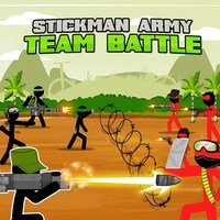 Тенденции игр,Stickman Army Team Battle is one of the War Games that you can play on UGameZone.com for free. You must lead your stickman army and defeat the enemy ! Up to the victory !!! You are in charge of leading a small group of stickman soldiers. Each of them has different characteristics and weapons. Attack, defense, special tricks... You have a vast variety of strategies to defeat the enemy.
