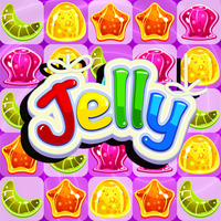 Popularne darmowe gry,Jelly is one of the Blast Games that you can play on UGameZone.com for free. So many cute jellies seem delicious. Come and collect as many candies as you can and score higher. Enjoy and have fun!