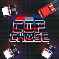 Trendy gier,Cop Chase is one of the Driving Games that you can play on UGameZone.com for free. Maneuver to slip through forces of cops chasing your car in high speed. Spend your gem points to buy more fancy cars.
