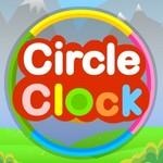 Circle Clock