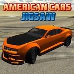 American Cars Jigsaw