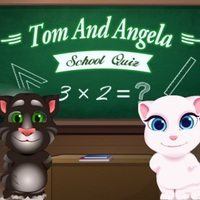 Tom And Angela School Quiz