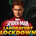 Marvel Spiderman Laboratory Lockdown
