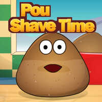 Pou Shave Time,Pou Shave Time is one of the Barber Shop Games that you can play on UGameZone.com for free. Hey, It's Pou's shave time! Let's help him! Oh, Pou has to shave today, he will join an important meeting. Can you help him shave using the tools given to you? He will be glad if you can do this! Enjoy your time with Pou!