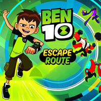 Popolare Giochi,Ben 10 Escape Route is one of the Logic Games that you can play on UGameZone.com for free. Ben 10 wants to collect all green spheres, but there are things that might prevent him from doing it. Draw a thin green line, so he could step on it and find the exit.