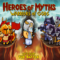 Heroes Of Myths Warriors Of Gods