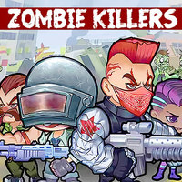 Spiele-Trends,Zombie Killers is one of the Zombie Killing Games that you can play on UGameZone.com for free. In the future world, an unknown virus ravages the world. The world is taken over by the walking dead surfers around who devour any living thing they catch or hit. Now, please help these soldiers avoid getting his brain eaten.