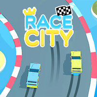 Free Online Games, Race City is one of the Racing Games that you can play on UGameZone.com for free. Race City is a one-button car racing game. Your car drives automatically, and you must prevent it from hitting the traffic to maintain a stable speed. Try to break at the right time as not to hit any obstacles. If you manage to mess it up, you will be stopped for a few seconds and you will lose some time. Your goal is to get ahead of the other players and win.