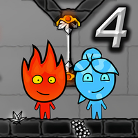 Popüler Oyunlar,Fireboy And Watergirl 4: The Crystal Temple is one of the adventure games that you can play on UGameZone.com for free. Are you wondering what the elemental duo is up to this time? Follow your curiosity and jump into the 4th game of the series to find out the answer! With a full collection of new levels and puzzles you've never seen before, Fireboy and Water Girl 4: the Crystal Temple will challenge your reflexes and problem-solving skills. Let's get started!