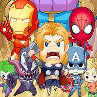 Superhero. Io