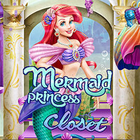 Popular Free Games,Mermaid Princess Closet is one of the Princess Games that you can play on UGameZone.com for free. There's no shortage of style under the sea! Mine the rich jewels of this mermaid princess's closet to make her over into true sea royalty. (If you can find them all in this mess...)