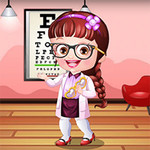 Baby Hazel Optometrist Dress Up