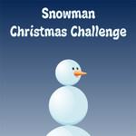 Snowman Christmas Challenge