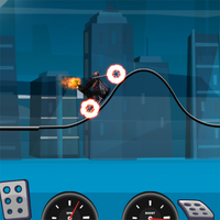 Beliebte Spiele,Ghost Rider is one of the Stunt Games that you can play on UGameZone.com for free. The game has a lot of exciting challenges and the key to getting through it is to control the speed and acceleration of the bike. Enjoy the stunning effects at full acceleration. Good Luck!