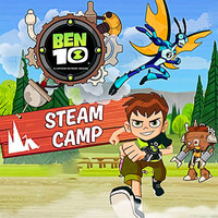 Spiele-Trends,Ben 10 Steam Camp is one of the Flying Games that you can play on UGameZone.com for free. Ben 10 has another adventure today. He came to this green park in the middle of the country to have fun with his parents. Unfortunately, some evil robots had taken this place...