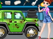 Play Car Wash for Fashion